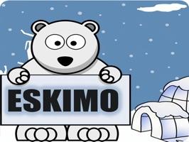 Eskimoji - Eskimos Emoji Stickers