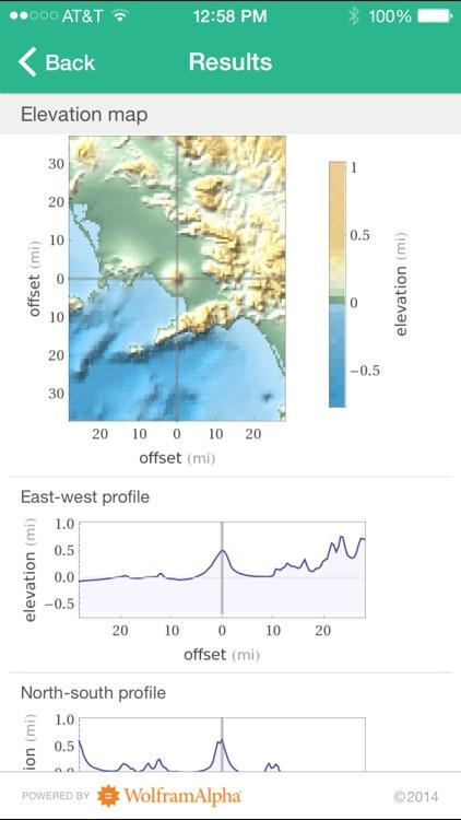 Wolfram Travel Assistant App screenshot-4