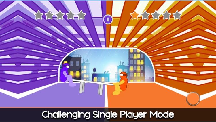 Tug The Table-Free Sumotori Dreams Funny Fighting screenshot-3