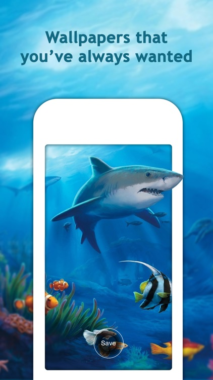Aquarium Live HD Wallpapers for Lock Screen screenshot-3