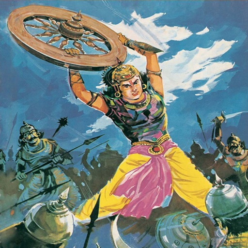 Abhimanyu (Star-Crossed Prince) - ACK Comics