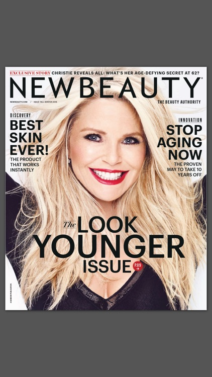 NewBeauty Magazine screenshot-0