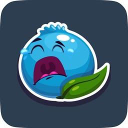 Animated Blueberry