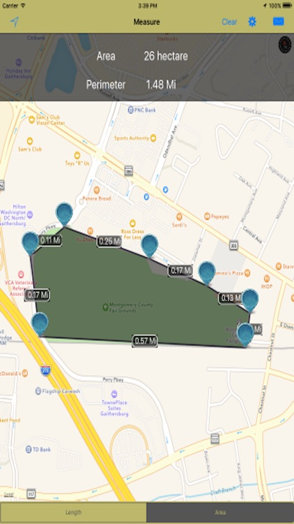 Measure on Map screenshot-4