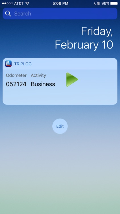 TripLog - GPS Mileage Log Tracker screenshot-3