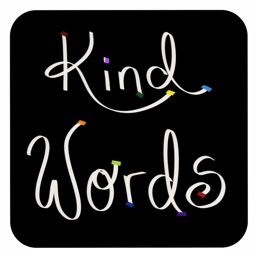 Kind Words - Text Stickers for iMessage