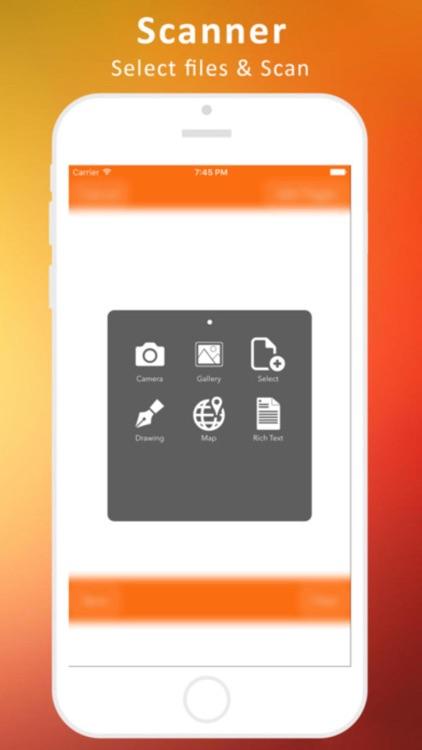 PDF Editor Suites  -  Converter, Scan & Send  Fax screenshot-3