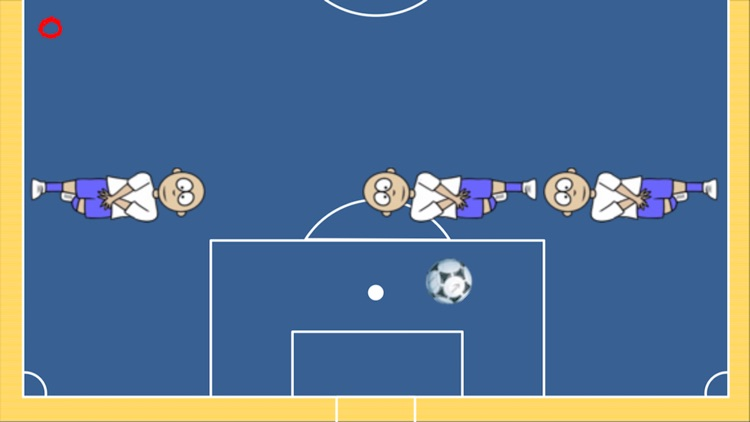 The way to the goal-The football game dribble ball screenshot-3