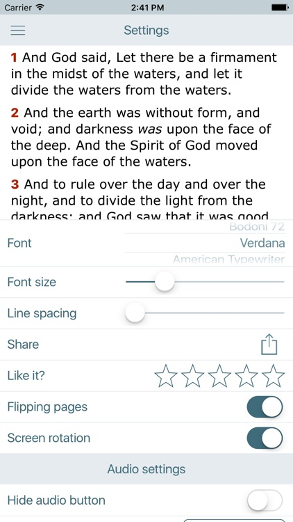 Adam Clarke Bible Commentary with KJV Audio Verses screenshot-4