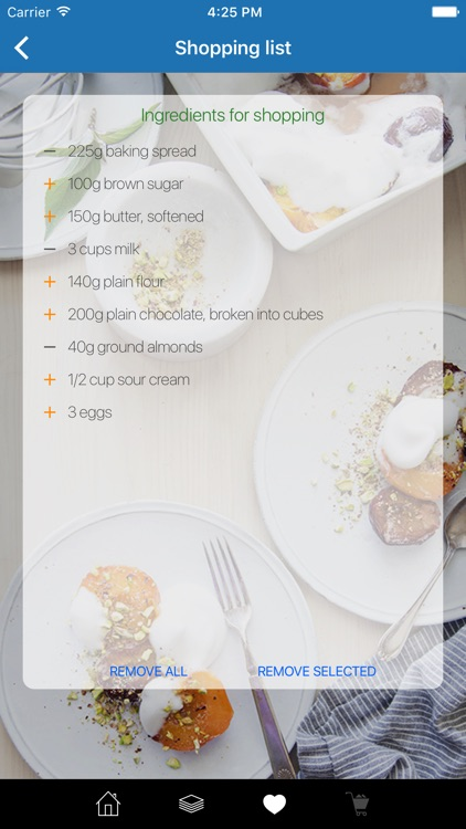 Cake and Baking Recipes for You! screenshot-3