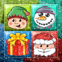 Frozen Christmas Block Puzzle - Cool Matching Game