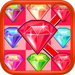 Jewel Pop Mania - Match 3 Puzzle