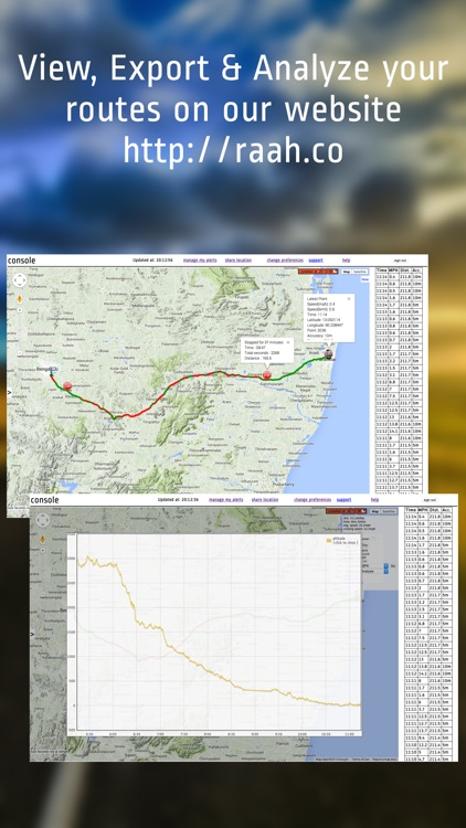 Route Tracker Lite screenshot-2