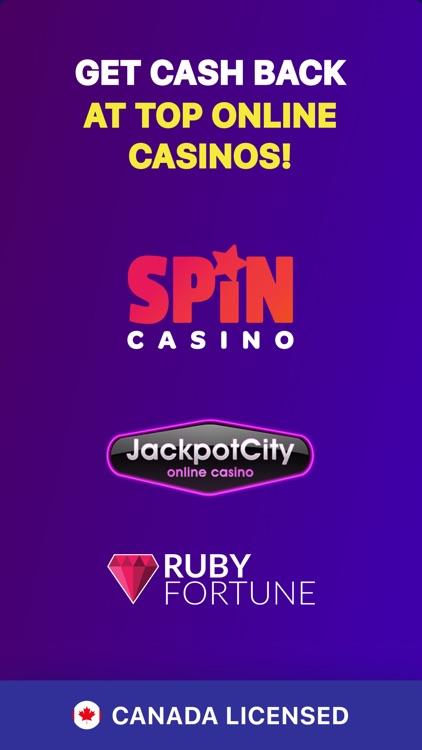 Online Casino Cash Back