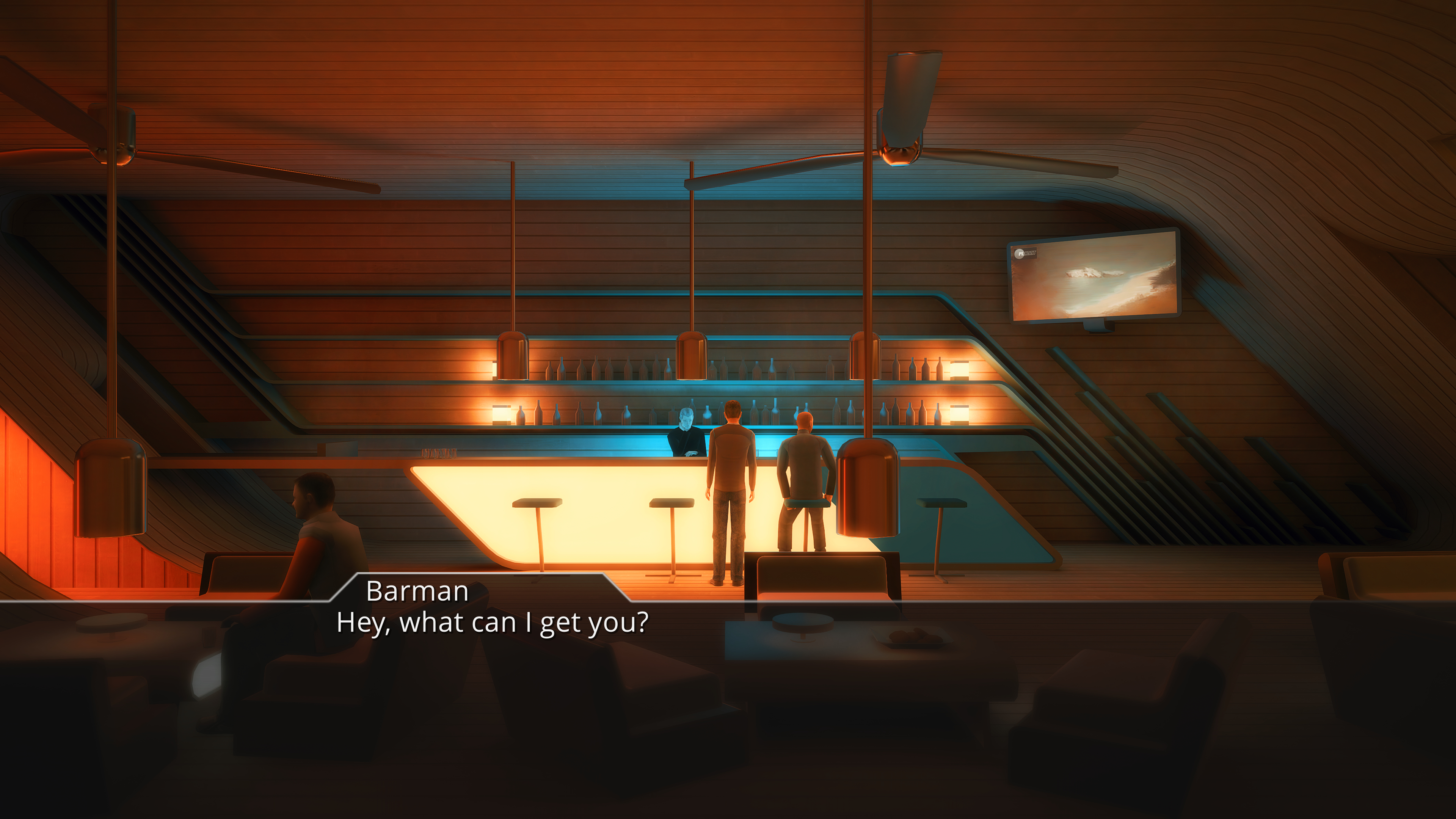 Lost Echo screenshot 12