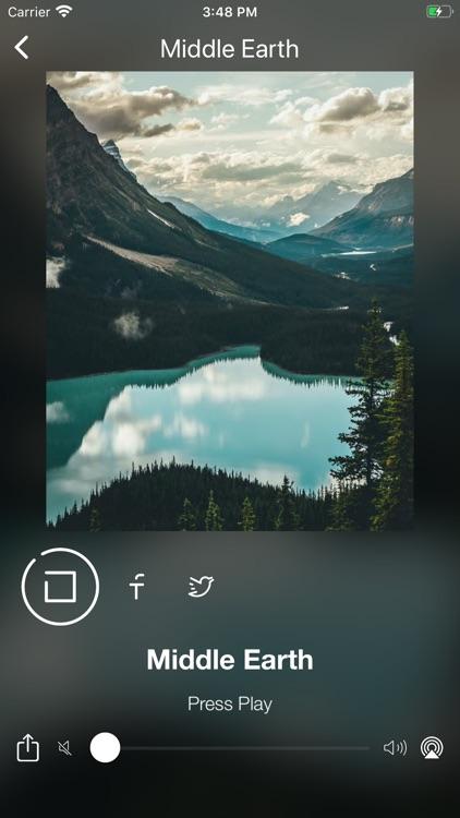 Calming Sounds - Music App screenshot-5