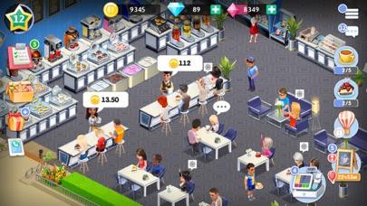 المقهى: لعبة مطعملقطة شاشة6