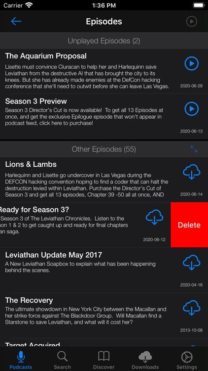 Primecast - A Podcast Player screenshot-6