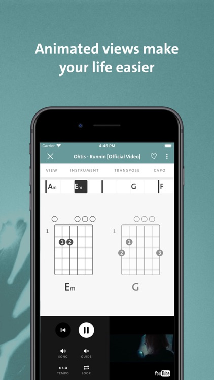 Chordify - Chords for Any Song