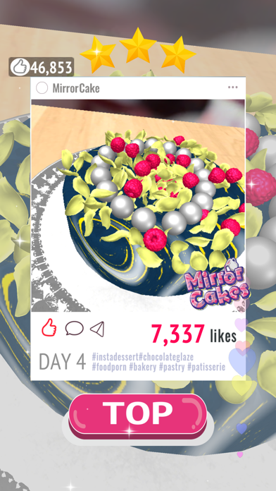 mirror cakes screenshot 10