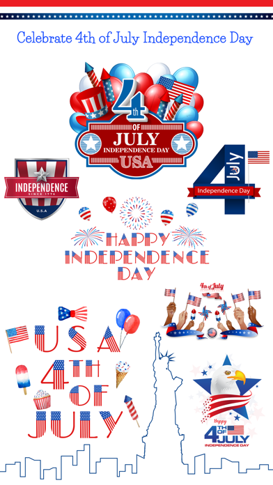 4th of July -Independence Day- screenshot 1