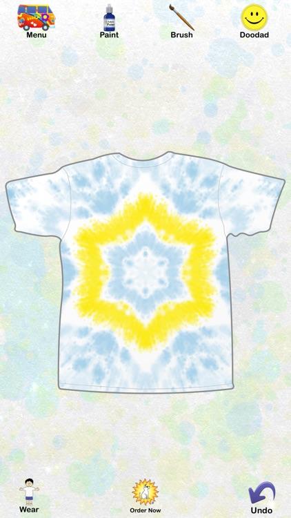 Tie Dye Doodle screenshot-5