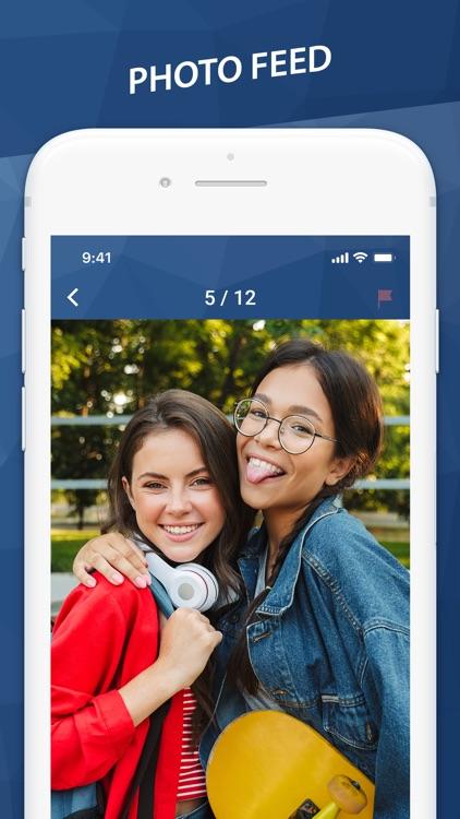Minichat - video chat, texting screenshot-4