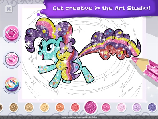 My Little Pony Color By Magic screenshot 17