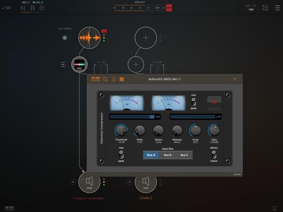 NuRack Auv3 FX Processor screenshot 12