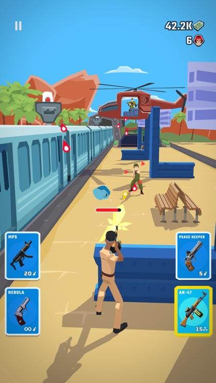 Agent Action - Spy Shooter screenshot-3