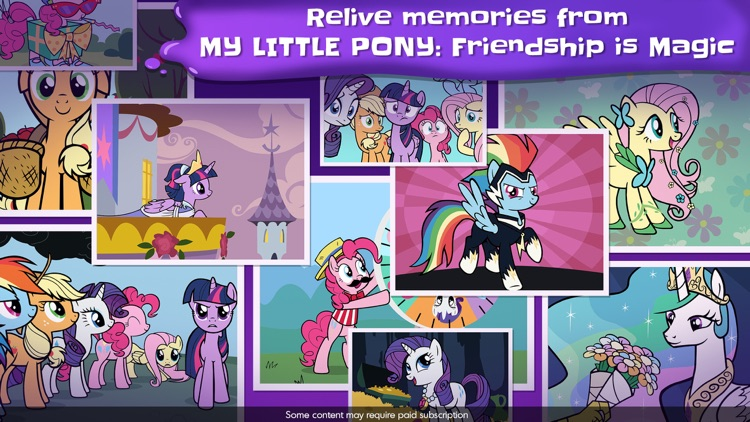 My Little Pony Color By Magic screenshot-8