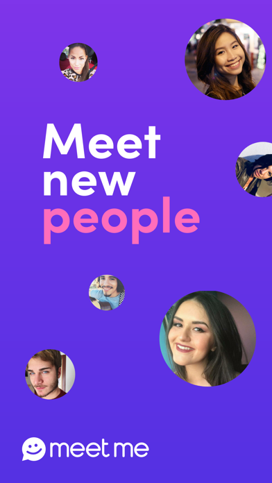 MeetMe - Go Live, Chat & Meet Screenshot