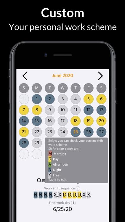 Rosta – Duty Calendar screenshot-6