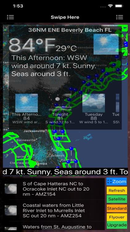 Instant Marine Forecast Pro screenshot-3