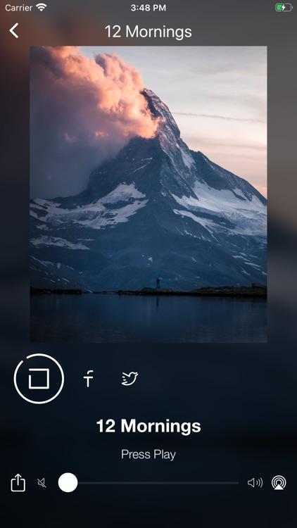 Calming Sounds - Music App screenshot-4