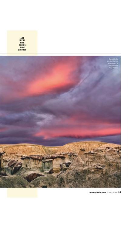 New Mexico Magazine screenshot-3