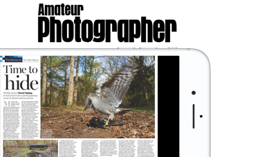 Amateur Photographer Magazine screenshot four