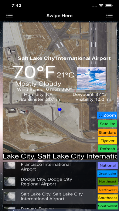 Instant Weather Stations Lite screenshot 4