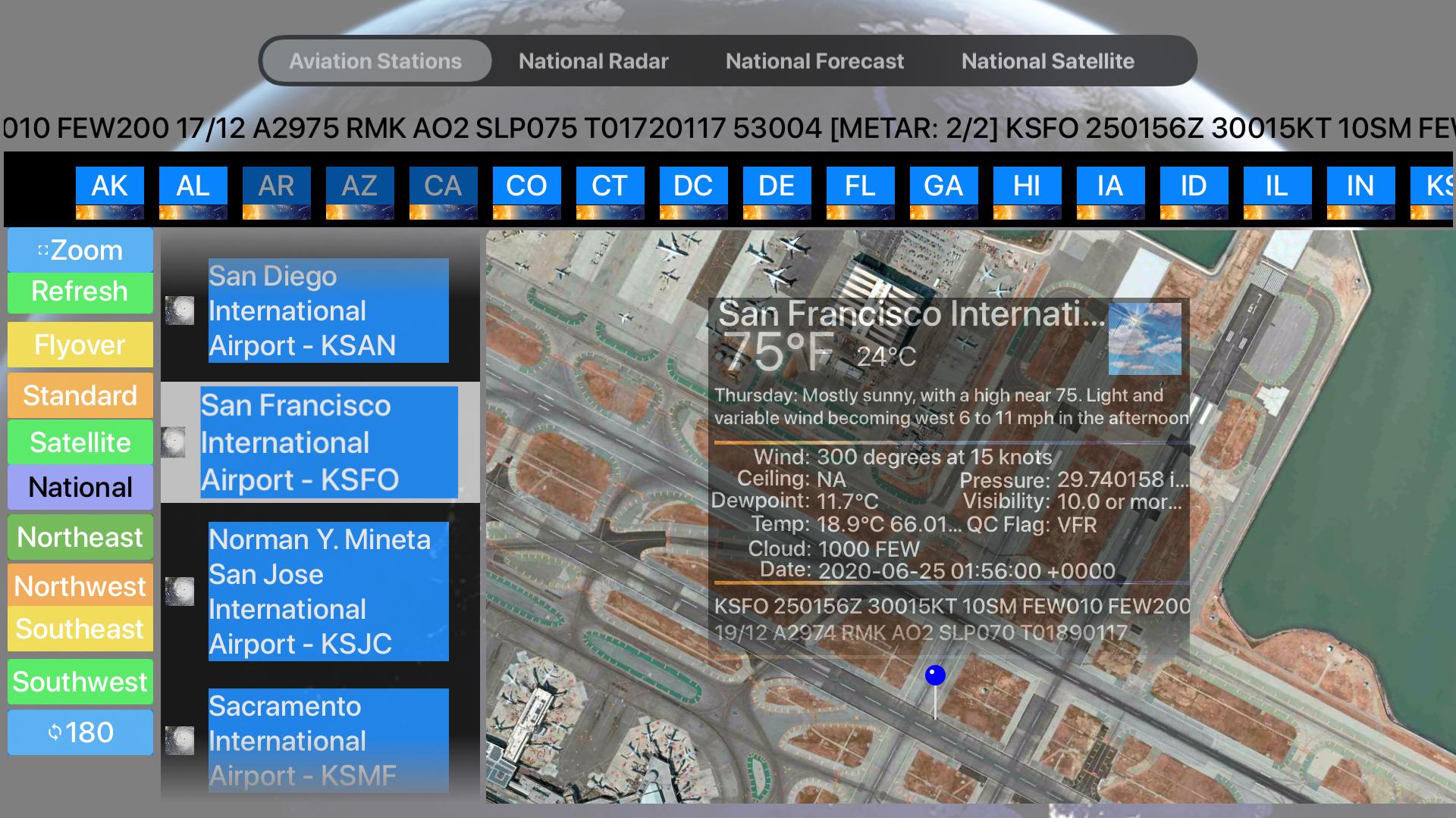 Instant Aviation Weather Pro screenshot 20