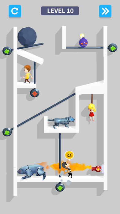 Pin Pull screenshot 3