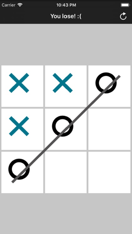 Lazy Tic Tac Toe screenshot-3