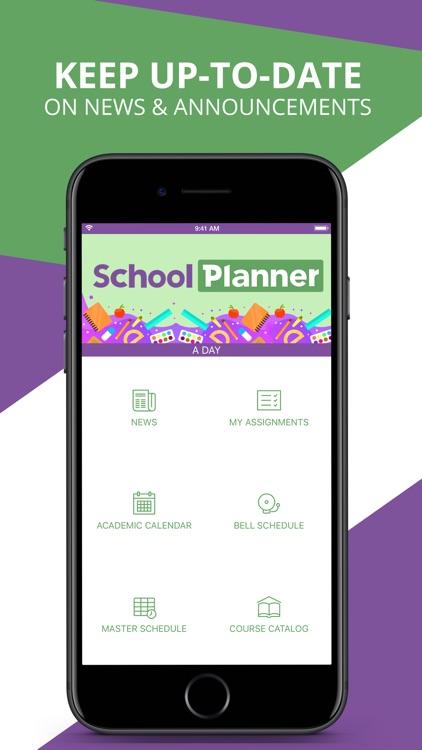 The School Planner