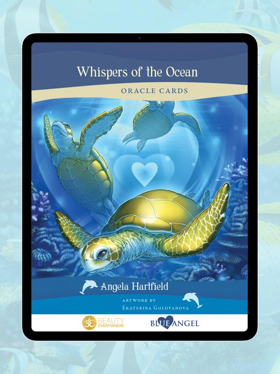 Whispers of the Ocean Oracle screenshot 9