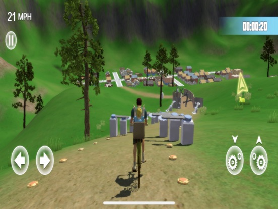 Bicycle travelling screenshot 6