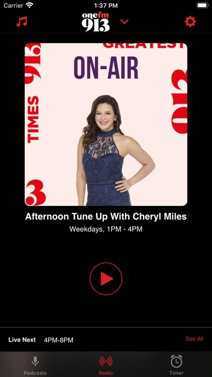 SPH Radio screenshot-3