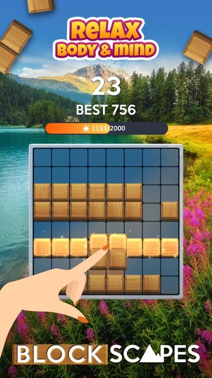 Blockscapes - Block Puzzle screenshot-0