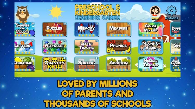 Preschool & Kindergarten Games screenshot-3