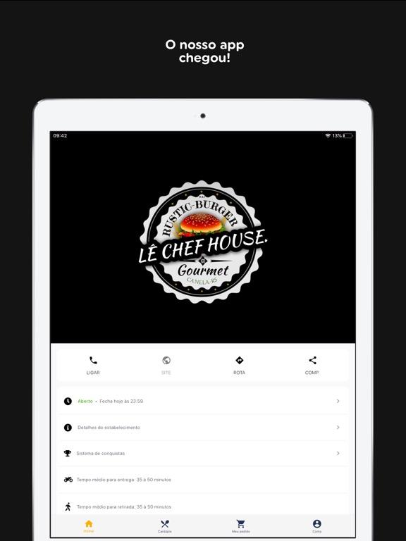Lê Chef House screenshot 7