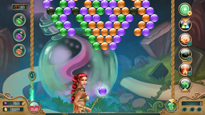 Lost Bubble - Pop Bubbles free Crystals hack