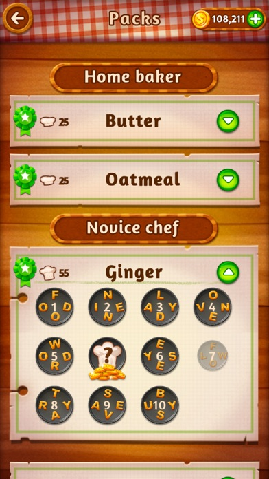 Word Cookies!® screenshot1